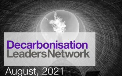 August 2021: Reducing Scope 3 emissions