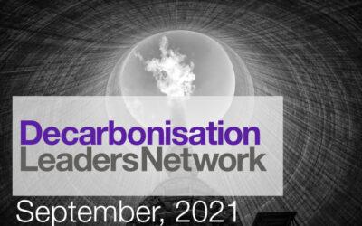 September 2021: Regulations and Legislation