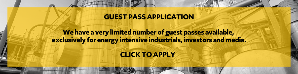 Decarb Connect   Guest Pass Application